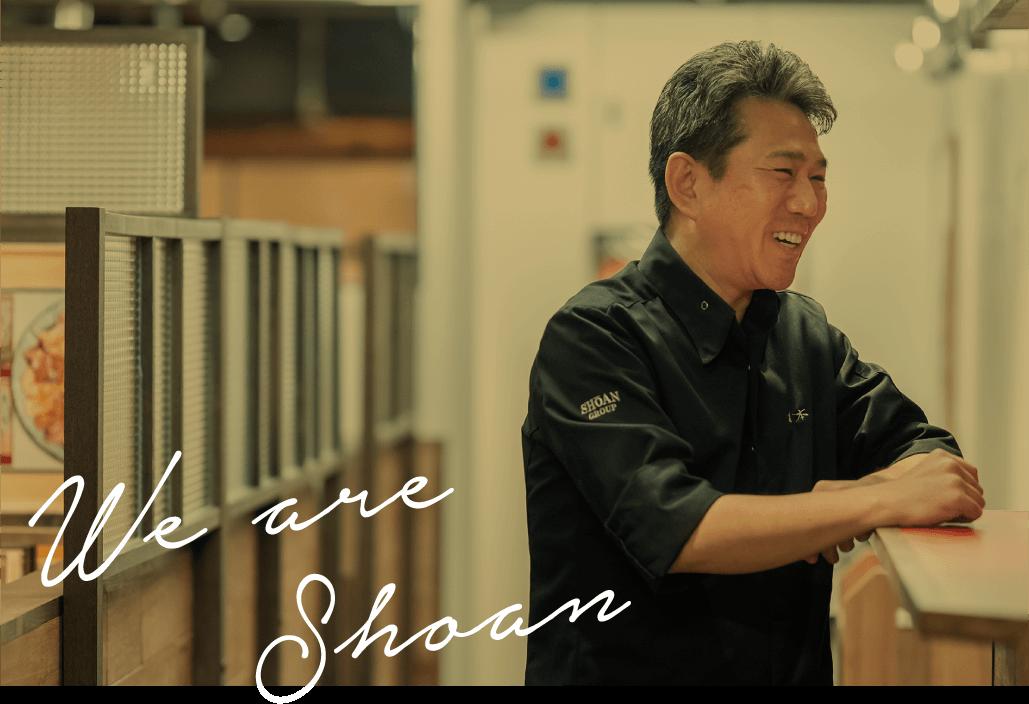 We are Shoan