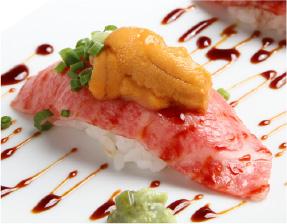 肉寿司 28,000貫